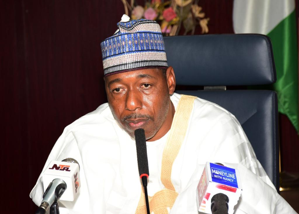 .@ProfZulum visits character commission, demands special consideration for Borno, Northeast..