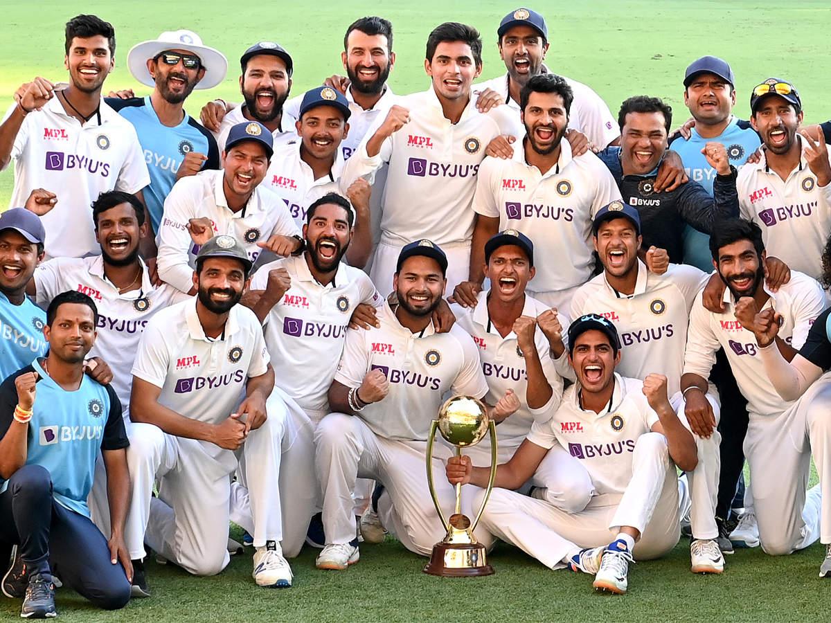 Congratulations Team India, fantastic victory!!! #IndianCricketTeam #IndiavsAustralia #India