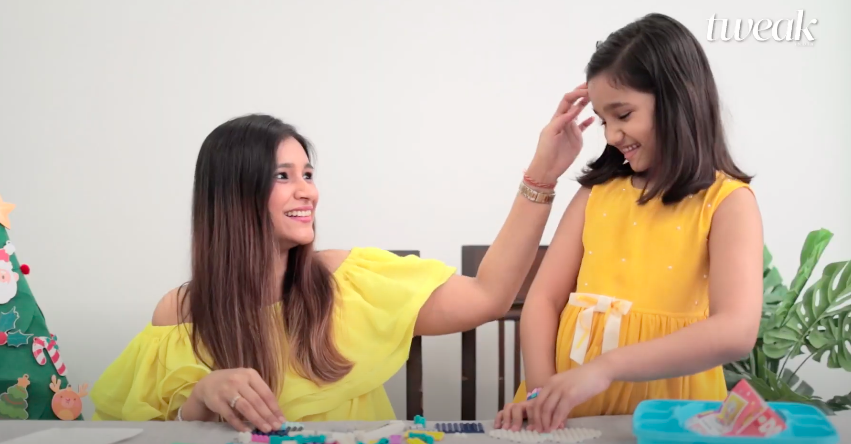 Parents and kids swap screen time for playtime with LEGO DOTS   @LEGO_Group @durjoydatta @AbrolYuvika @RitchStyles