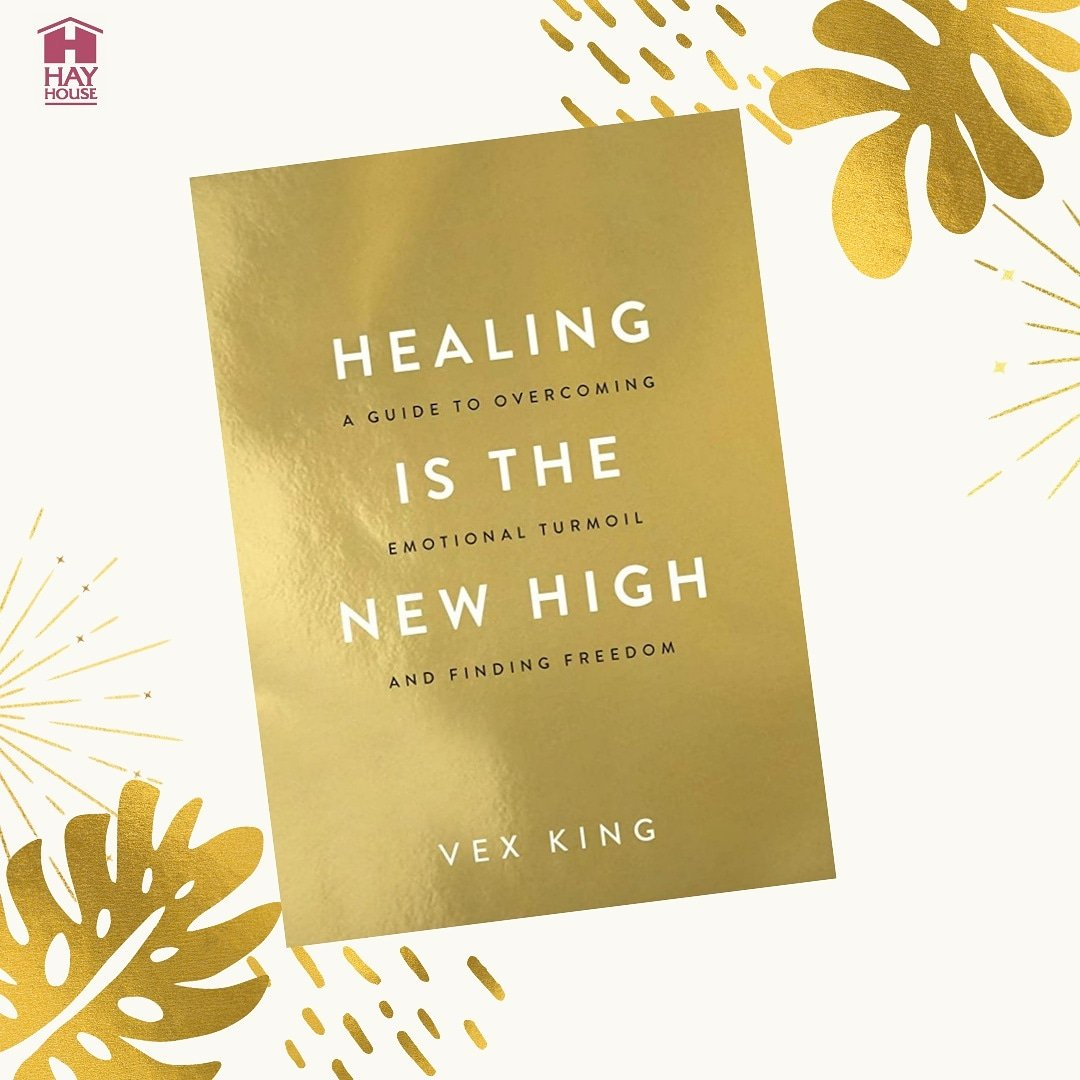 We are excited to announce that the pre-order link for Vex King's latest book 'Healing Is The New High' is out now! @VexKing  Pre-order you copy today!!!!   #hayhouseindia #vexking #newrelease #preorder #HealingIsTheNewHigh #VexKingBook