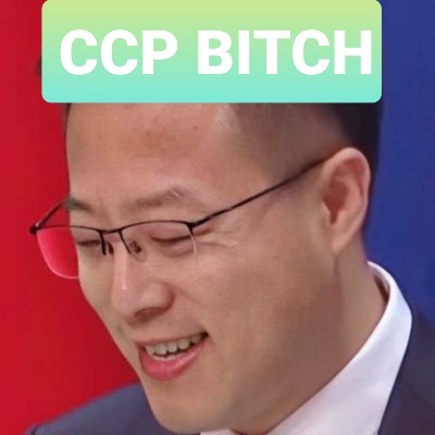 @SpokespersonCHN @zlj517 EAT SH&$ and Get Fu$#@&$ CCP cover up and lies on #coronavirus causes world suffering and death of millions.  This will go down in history as #CCPVirus. Shi#hole country  #India  #COVID19 #Covid_19 #IndiaChinaFaceOff #IndianCricketTeam #INDvsAUS #AUSvsIND #AUSvIND #AUSvINDtest