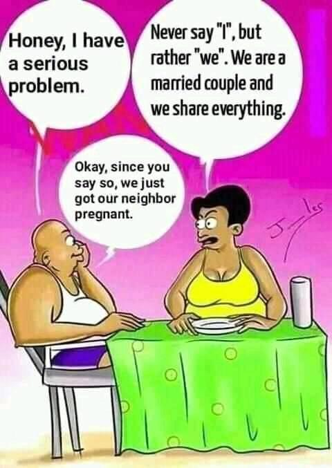 As a wife will you agree? (Marriage things) #FREEPinkberryTreat | NIMC | #tuesdayvibe