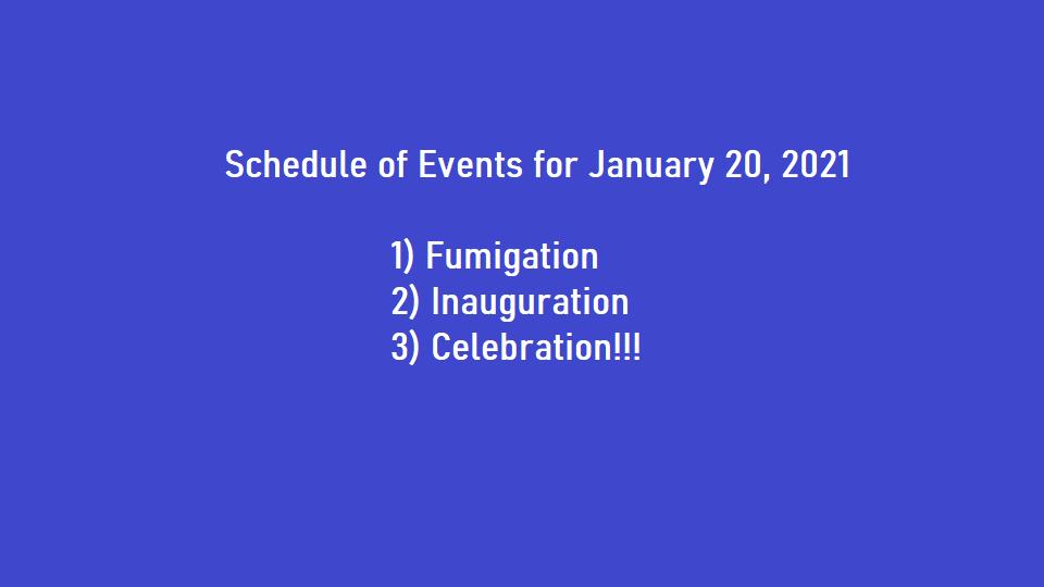 #ByeFelicia  #BeGone #Inauguration2021 #CongratulationsPresidentBiden  #CongratulationsVicePresidentHarris