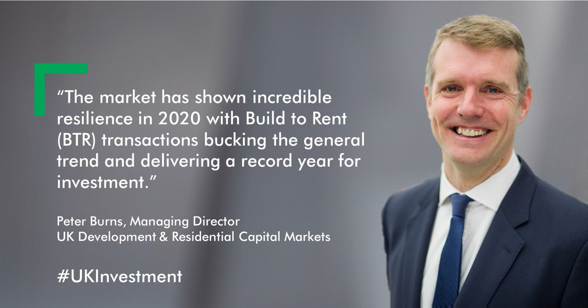 UK #multifamily investment hit a record high in 2020 with investment levels up 30% on 2019, and this trend is set to continue as the sector proves its resilience amid #COVID. Learn more: https://t.co/cJXOAq0bCV #UKInvestment https://t.co/EPcuNHAWus