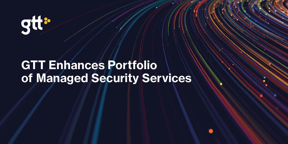GTT utökar portföljen med managerade säkerhetstjänster  https://t.co/ixnkLhKZjc https://t.co/4a21uFpCDd
