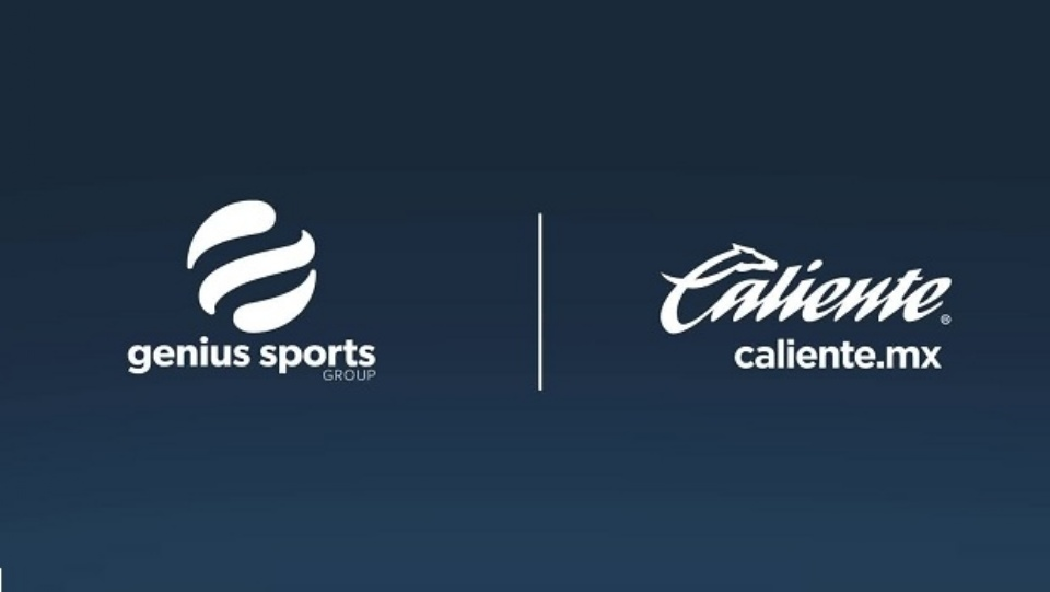 Caliente e Genius Sports Group expandem parceria com acordo de dados e streaming oficiais https://t.co/kDFgeKYkMO #apostas #loterias #cassino https://t.co/Ibm2tJumfo