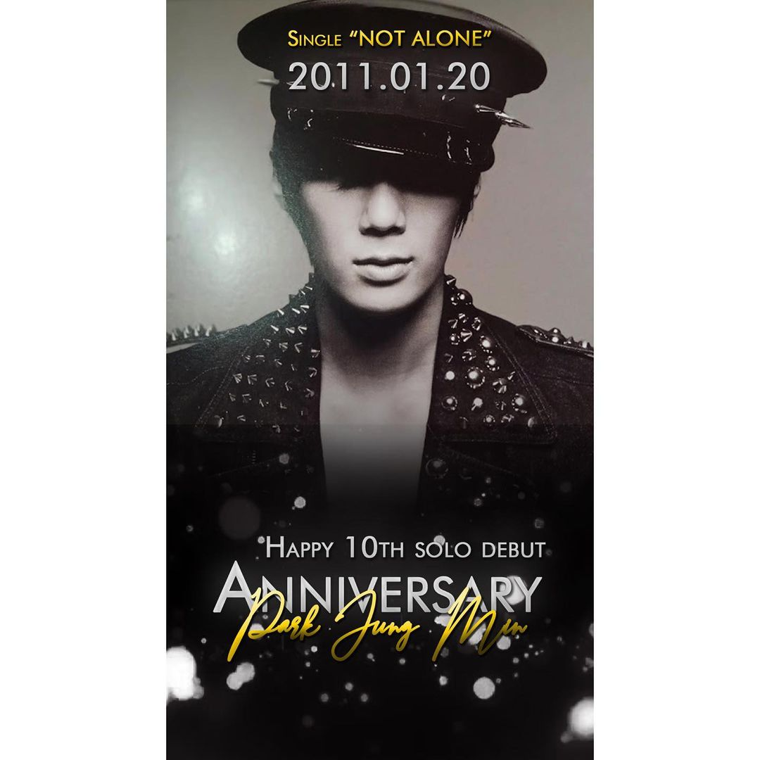 Congratulations @JungMin0403, for your 10th Debut Solo Anniversary 💚💚💚🎉🎉🎉🎊🎊  #10YearsWithPJMNOTALONE  #NotAlone #10thAnniversary  #박정민 #KAZOK #Family #ParkJungMin #SS501   KESHA_BEVZ_필리핀 (contributor)  Photos credits to @SS501xTS_Trends