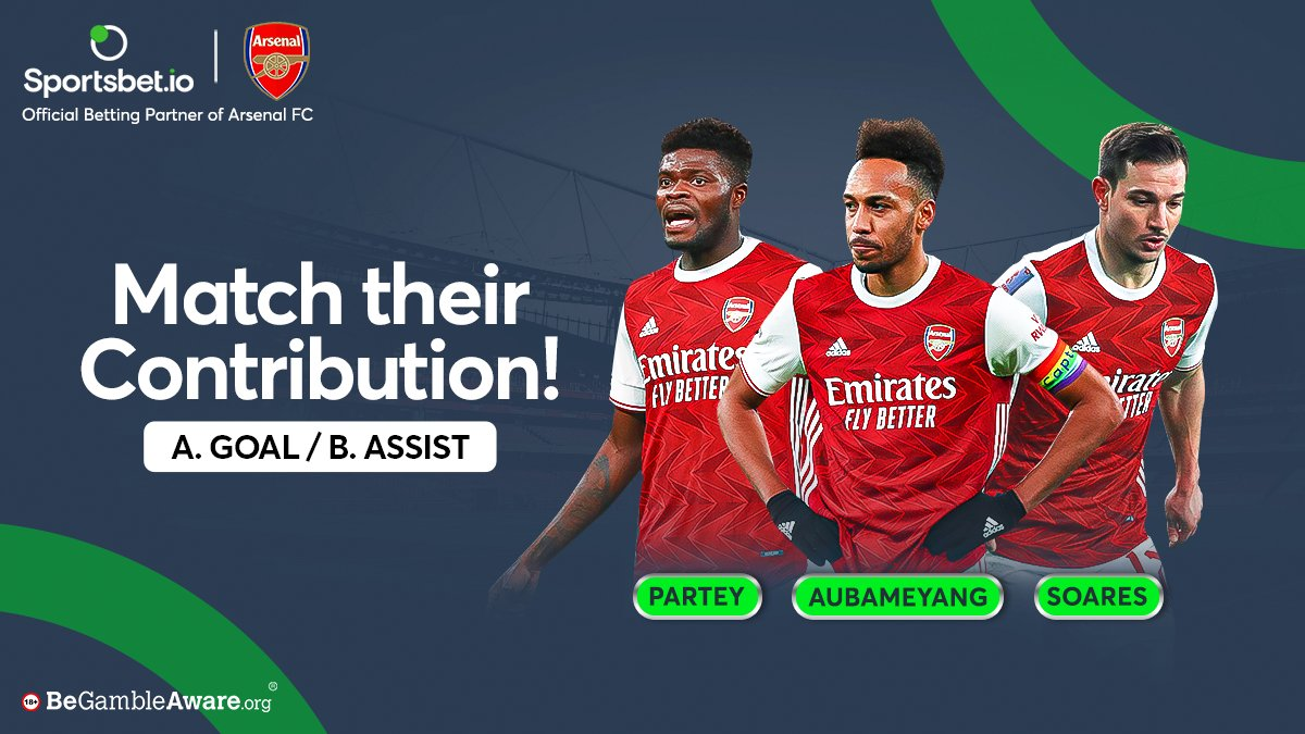 The Gunners dominated the Magpies last evening and these gentlemen played a key role in it! 🔥 ⚽   Can you tell us in the comments how @Thomaspartey22, @Aubameyang7, @OficialCedric contributed to this amazing @Arsenal win? 🤩  #ArsenalFC #ARSNEW #Win #PremierLeague