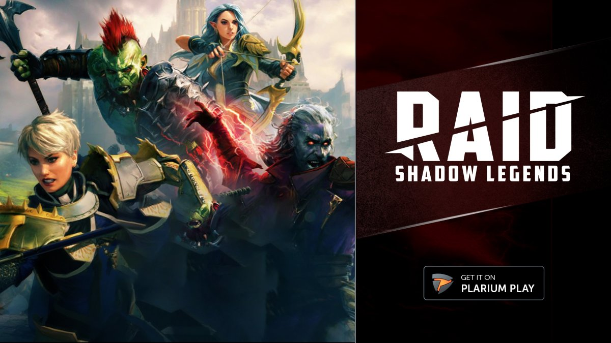 MizzyRose - (Live in 1 hour from now) Today's stream is #sponsored by Raid: Shadow Legends free to play on PC and Mobile. Download now!   @RaidRPG