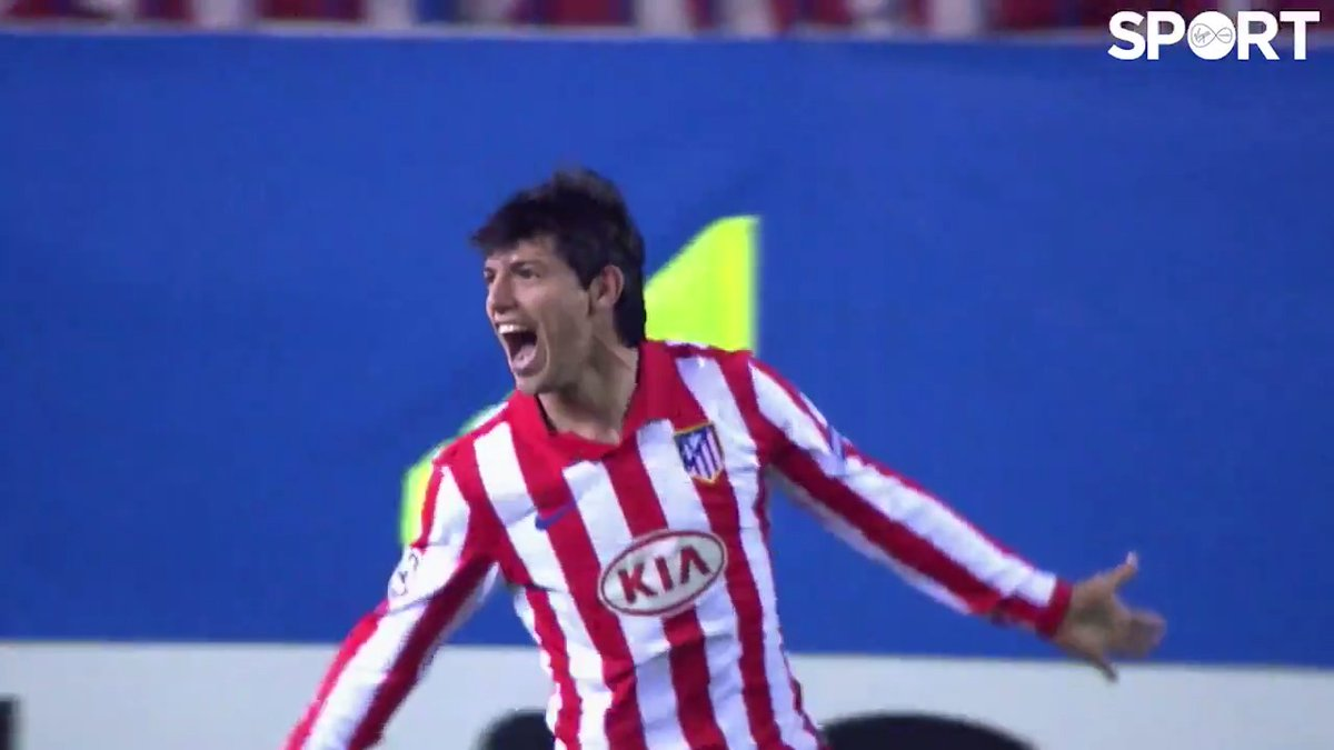 🔴⚪ Some classic goals from Atlético.  🎯 João Félix. 🤸♂️ Antoine Griezmann. 🌪 Saúl Ñíguez. 💥 Diego. ☄️ Sergio Aguero.  #UCL | #AúpaAtleti | #VMSport