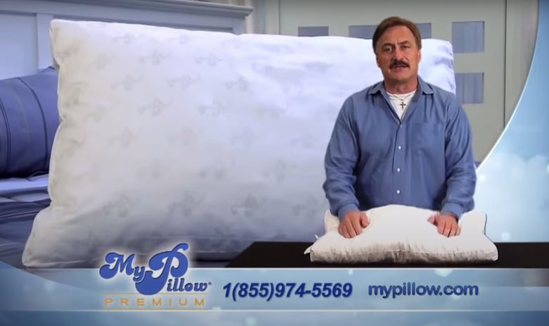 Wayfair, Kohl's & Bed Bath & Beyond have severed ties with #MyPillow CEO Mike Lindell because of ties to Trump, including his recent suggestions about