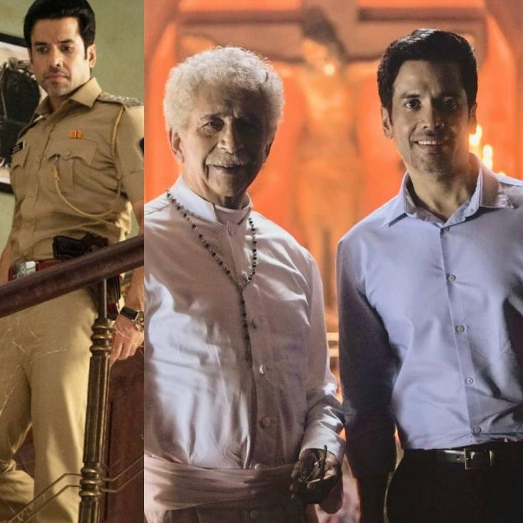 Tusshar Kapoor announces his next movie #Maarich, a dark thriller where he will be playing a cop. Tusshar Kapoor and Naseeruddin Shah will be seen together in the movie. #maarich #tussharkapoor #naseeruddinshah #movie #bollywood #tussharentertainmenthouse