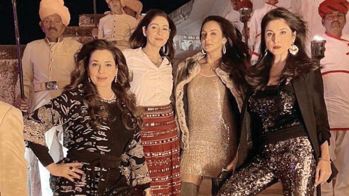 #Netflix' #FabulousLivesofBollywoodWives to have a second season soon?  #Entertainment #EntertainmentNews  Read more: