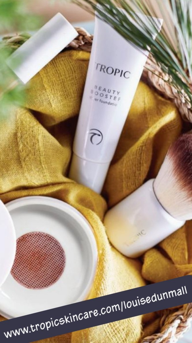 Enriched with powerful, natural botanicals, our range of freshly made, vegan-friendly makeup must-haves puts you in control of your look. SHOP ONLINE NOW AT...