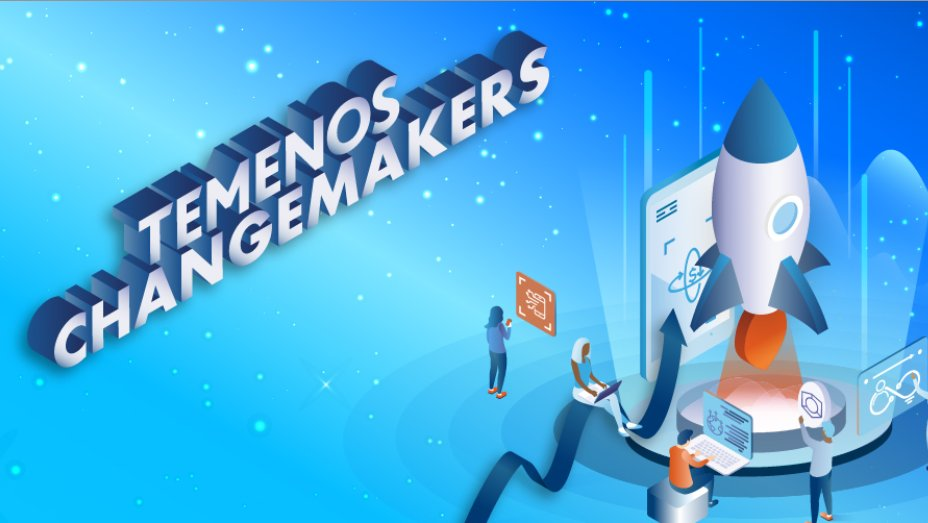 Temenosians - we are mission-ready for you! At #Temenos we are passionate about empowering our employees in their roles as #changemakers. We are kicking off the new year, with the launch our first ever Virtual #TKO2021 https://t.co/THRza8bvJ1