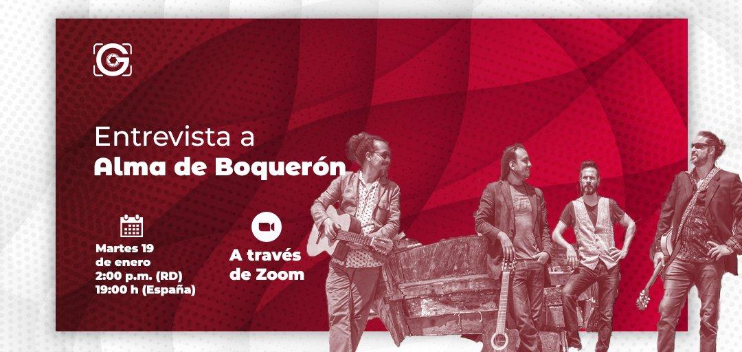 Hoy tendremos con nosotros a @almadeboqueron , una banda formada por músicos bien dispares que se encuentran en varios géneros, un cuarteto sin miedo a las mezclas. 😍  #newband #music #banda #almadeboqueron #almadeboquerón #entrevista #music #newrealease #19enero
