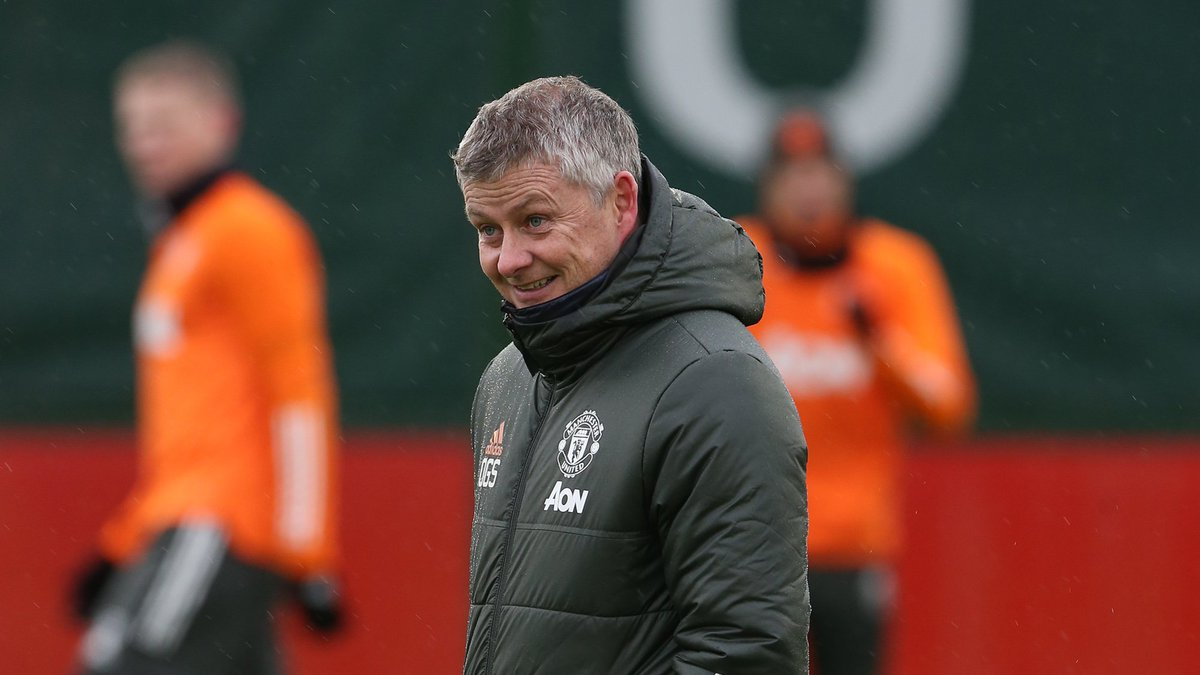 """💬 Ole on Fulham: """"I think they've had a good turnaround after a slow start.  """"Scott and the team trust their organisation and they're a hard team to break down, and they have players who can make a difference.""""  #MUFC #FULMUN"""
