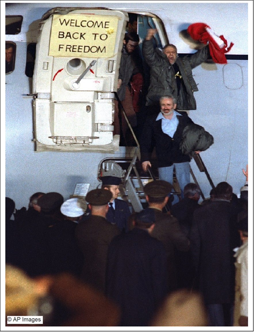 40 years ago, 52 Americans returned home after being held in captivity for 444 days by Iran. We honor the sacrifice made by our patriotic colleagues and will never forget the hardships they endured. We call on Iran to free all wrongfully detained Americans still in prison.