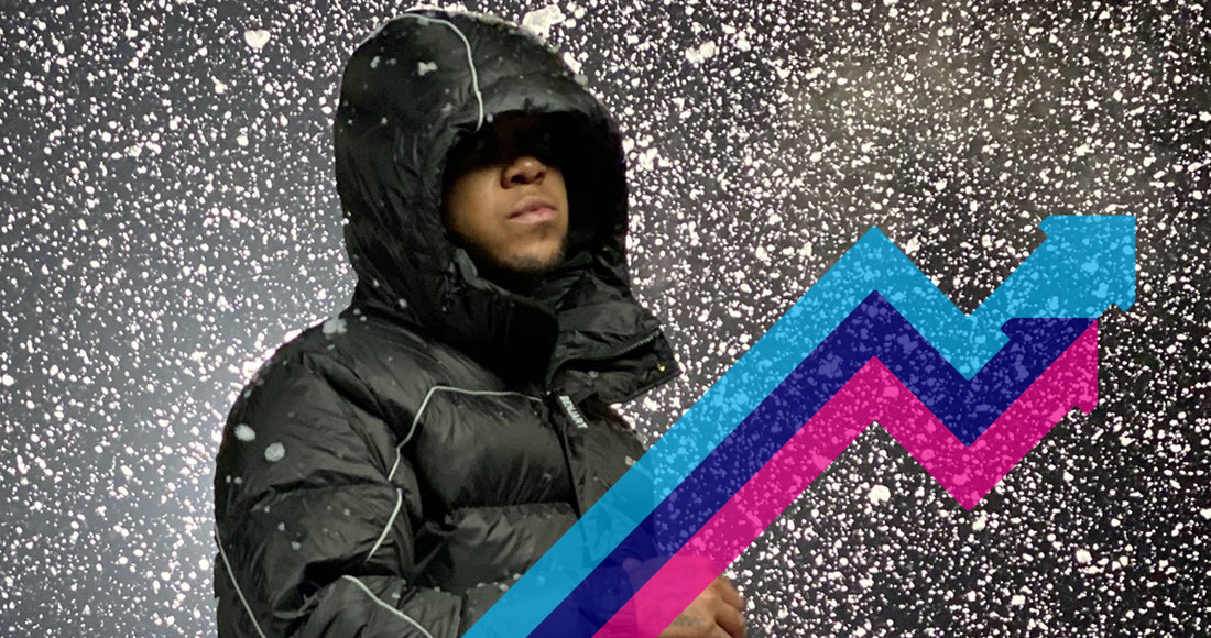Nice one @OfficialChip! Lumidee ft. @YoungAdz1 & @YoungMAMusic is a huge new entry on the UK's Official Trending Chart this week ↗️🆕