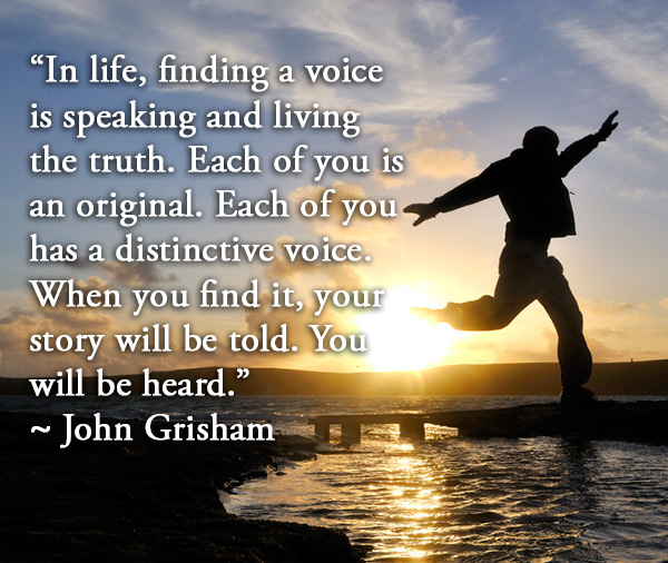 🌄FIND YOUR VOICE - TELL YOUR STORY - LIVE YOUR TRUTH! 🌄- #TuesdayThoughts #inspiration #amwriting #authorsofinstagram #authorlife #authorssupportingauthors #readersofinstagram #readersareleaders