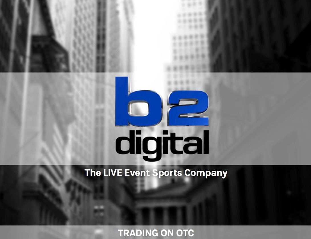 $BTDG B2 Digital OTC Announces Spring 2021 MMA and Grappling Live Event Season Schedule #TuesdayThoughts @b2digitalotc @frontpagestocks @JediJazz22 @SCStocks @stockzeus #RT