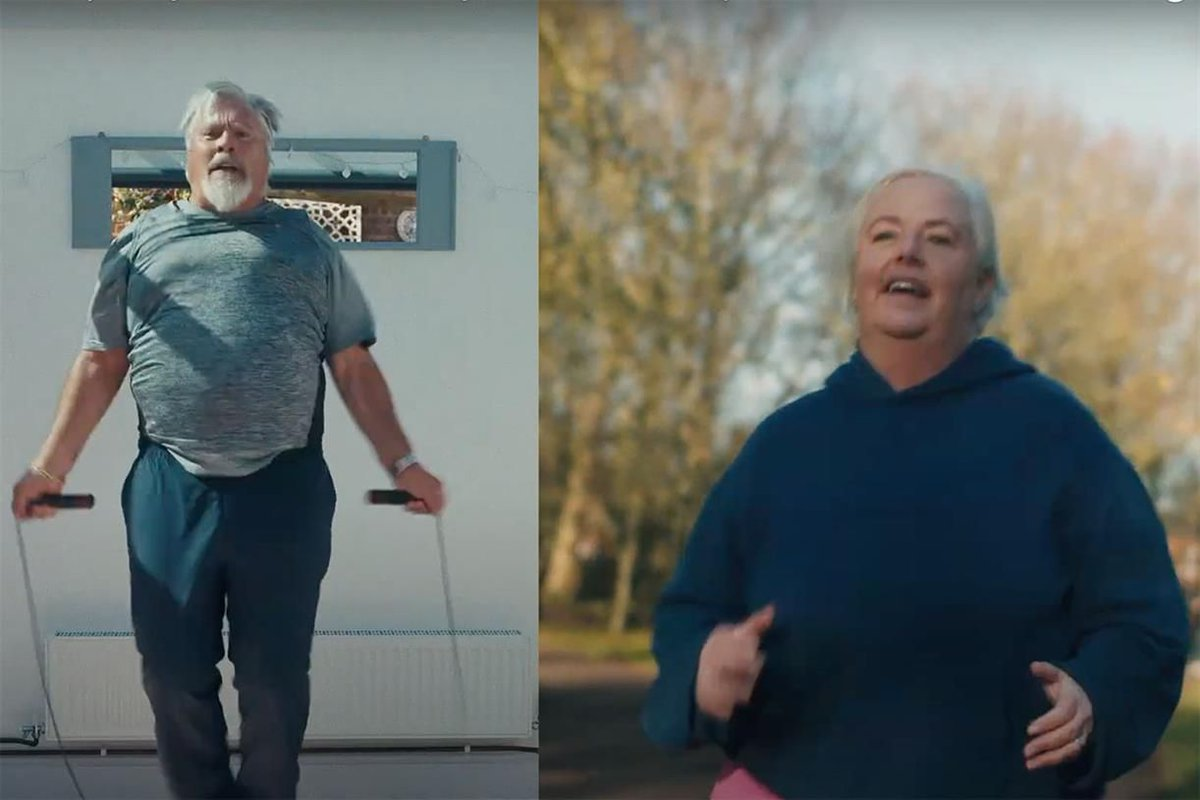 @GOVUK are targeting 40- to 60-year-olds with their new Better Health #campaign, underpinned by research that found 7 in 10 want to make healthier lifestyle changes due to coronavirus:  #TuesdayThoughts