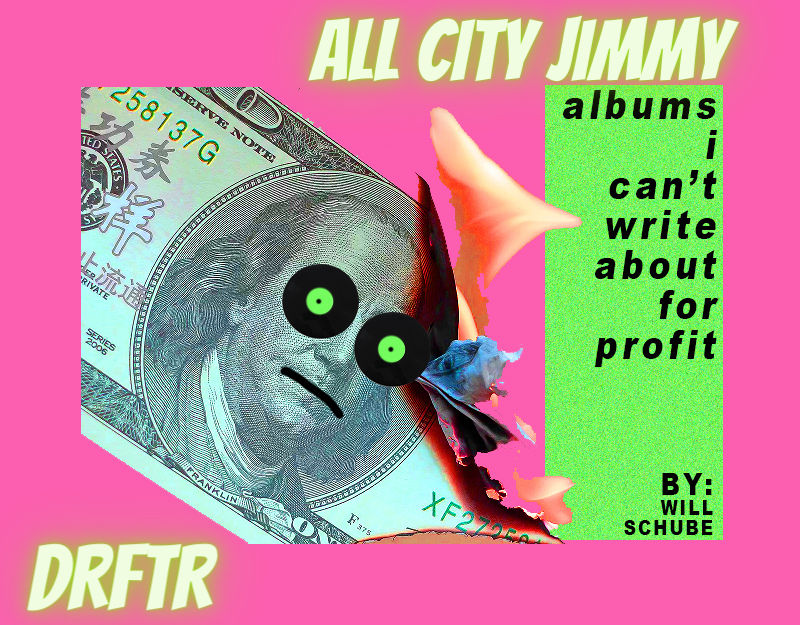 AICWAFP, Edition #012 is now live. I caught up with one of my favorite people, James McCall, AKA All City Jimmy, FKA Nocando (@MCNocando). We talk Hellfyre Club, working with @Mike_Eagle again, and moving on from mistakes. Give it a read and subscribe: