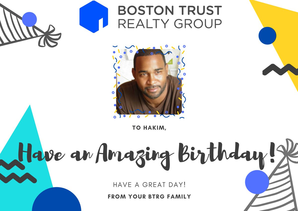 🎂🎉Happy Birthday!🎉🎂Wishing the happiest birthday to valuable member of our team and family: Hakim Sadler * * * #birthday #celebration #party #partytime #memories #celebrate #bday #birthday #happybirthday #party #happy #cake #friends #family #years #gift #happybday