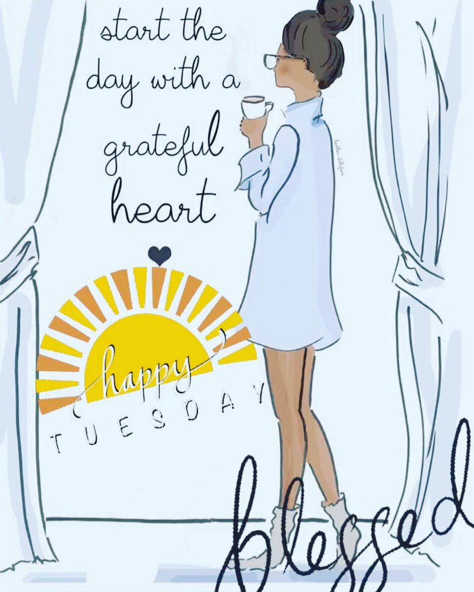 "Have a great👍🏼day my family & friends.  Hoping everyone has a Safe😷, beautiful☺️ and blessed🙏🏼day.  ""This is the day which the LORD hath made; we will rejoice and be glad in it."" Psalm 118:24 #tuesdayvibe #blessings #tuesdaymotivations #greatday"