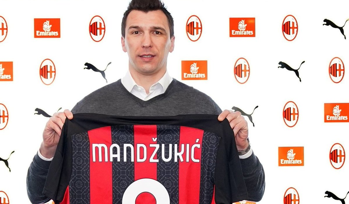 #Mandzukic