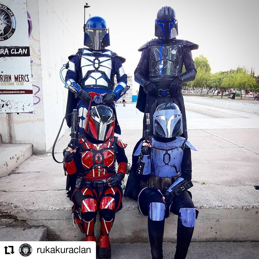 @themandalorian @DisneyStudios @StarWarsLA @PedroPascal1 #StarWars #TheMandolorian #Grogu #DisneyPlus #TheMandalorian #rukakuraclan #mandalorianmercs #ThisIsTheWay
