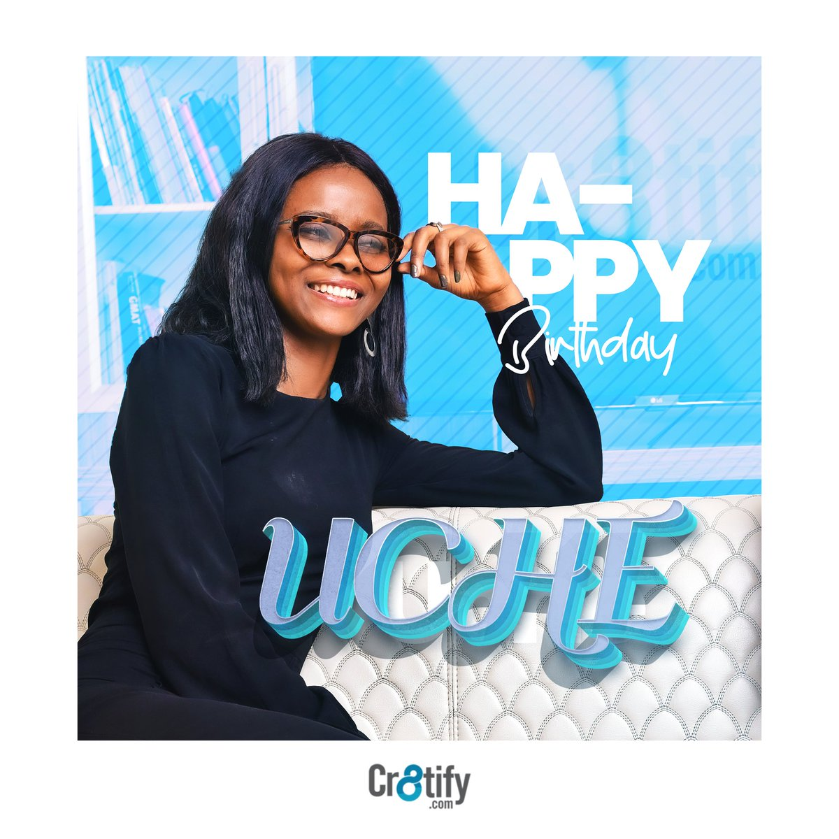 Happy  birthday to our awesome team mate @ucheagina_.  May this year bring you joy.  #cr8tify  #happybirthday #teamcelebrations #tuesdayvibe #tuesdaymotivations