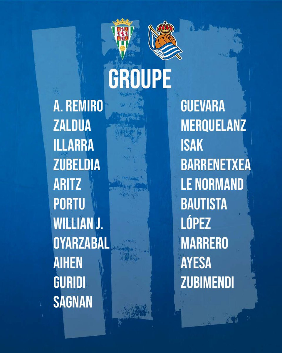 📋 Le classement pour le match de demain. AUPA REAL!!!  #CopaRS #AurreraReala