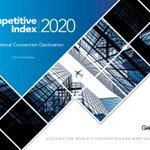 "Image for the Tweet beginning: ""GainingEdge Competitive Index 2020: #Zagreb"