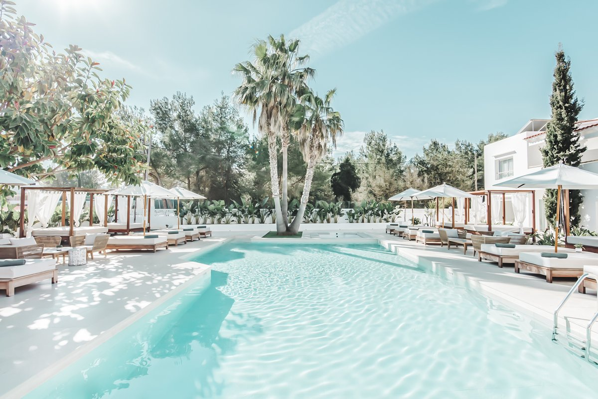 Looking for your perfect escape this summer? 🏨🌞😎 Take a look at Calma Hotels, our collection of unique boutique hotels in Ibiza. Early bird discounts + flexible cancellation policy when you book directly right now. See https://t.co/F9KlEJF2JN for more https://t.co/uZEzFKUdQF