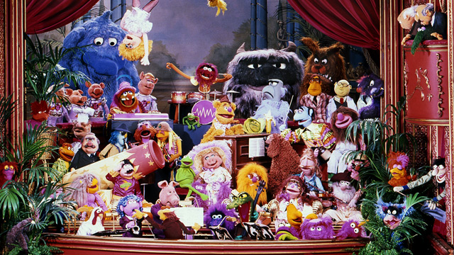 'The Muppet Show' To Open Curtain on Disney Plus Starting Next Month  Details ->   #DisneyPlus #TheMuppet Show #Muppets #JimHenson