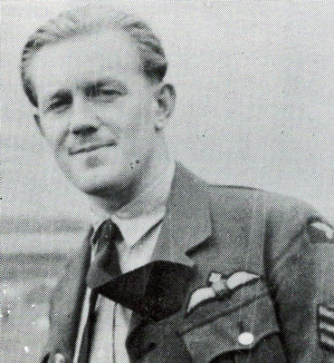Sgt. Herbert Daniel Baynton Jones. One of THE FEW.   Killed age 25 when  he crashed into the ground near Wombourne, Staffs.  He is buried in St Philip's churchyard, Pennfields, Wolverhampton.