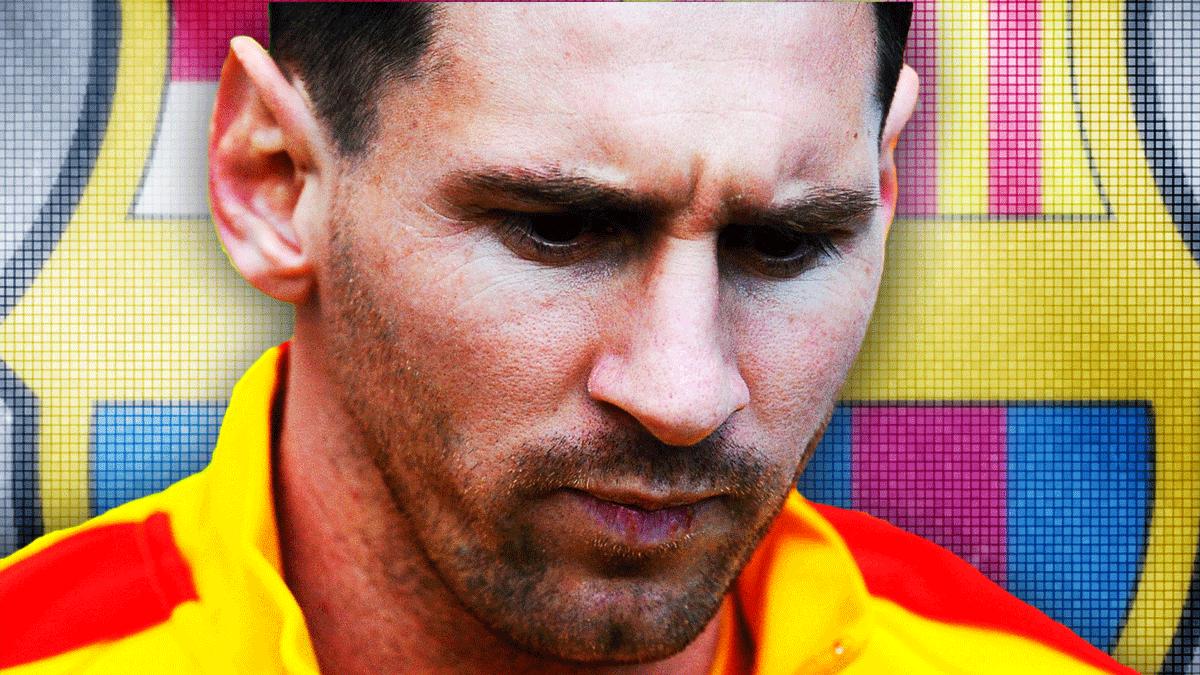 ⏱ #CronoDesdeCasa 🏠  ⚠️ Lionel Messi recibió 2⃣ partidos de suspensión por su expulsión en la final de la Supercopa de España entre @FCBarcelona_es y @AthleticClub   🔃 RT: Exagerado. ❤️ MG: Justo.  🗨️ CT: Insuficiente. https://t.co/Mg0n78AZnX