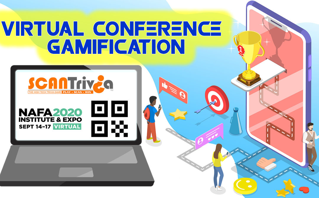See how NAFA Fleet Management Association Implemented Gamification to Engage Attendees and Exhibitors at its First Virtual Conference!🙌  💻📲  #gamification #VirtualEvents #meetings #tuesdayvibe #TuesdayInspiration #conference