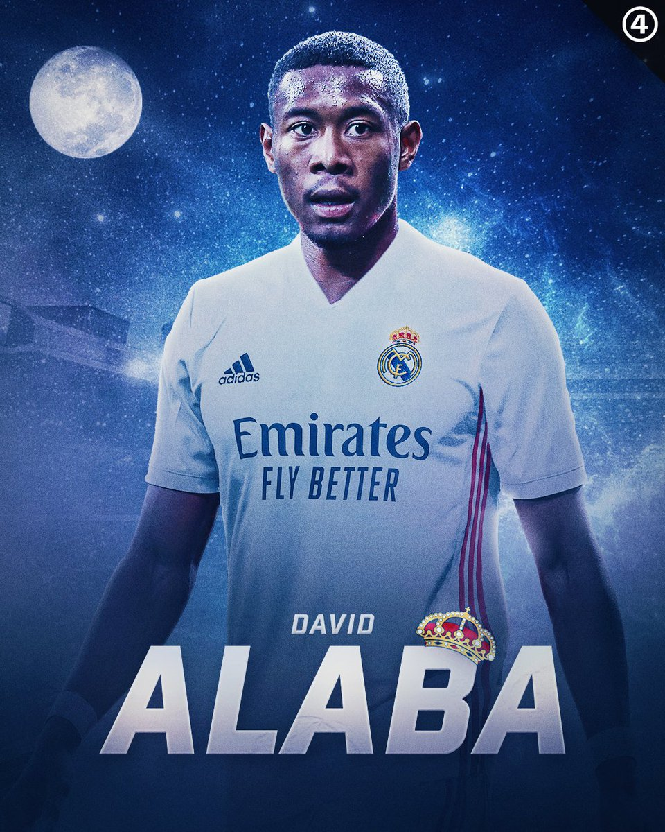 BREAKING: @David_Alaba is expected to sign his @realmadrid contract in a couple of weeks 📝 (via @FabrizioRomano)