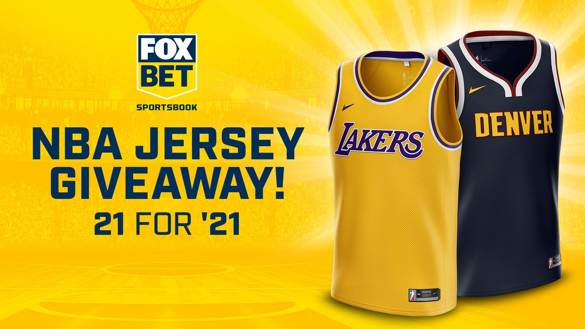 We've got more jerseys to give away! 🤗  For a chance to win: 1) Follow us 2) RT this post 3) Reply with your favorite NBA player & #entry  Official rules:
