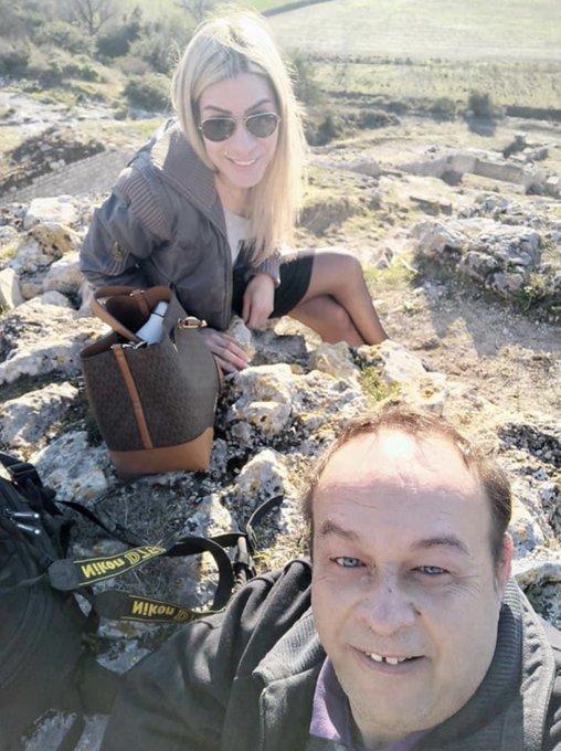 Photo découverte les vestiges Romain @ludivine_xxx https://t.co/TAz1jTSriv