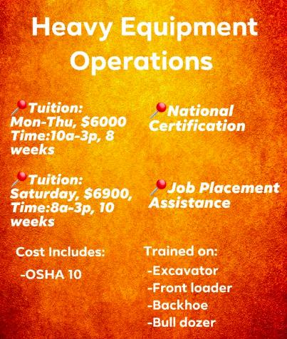 #MCITC #heavyequipmentoperator #Excavator #bulldozer #backhoe #frontendloader #handsontraining #veterans #unemployment #DVR #TANF #retraining #reentry #Careers #heavyequipment #NewJersey #NewYork #Deleware #USA #Construction #infrastructure #Jobs #jobsearch #Labor #Pennsylvania