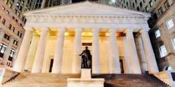 Symbolic that our first President George Washington was inaugurated at Federal Hall in New York City and our worst POTUS ever Donald Trump will be indicted in New York! #TrumpImpeachment2