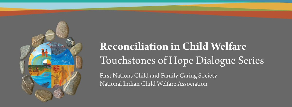 Learn about equity and funding for the wellbeing of Indigenous children and families in Canada and the US for the Touchstones of Hope Dialogue Series, Friday Jan 22! Register buff.ly/3mwmK9z and catch up on the introductory session buff.ly/3sqGLSF