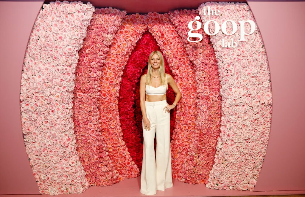 Snatch, Crackle, Pop: GOOP Guv'na Gwyneth Paltrow's Incendiary Coochie Candle Spontaneously Combusts Inside UK Woman's Crib  (Image via Rachel Murray / Getty)