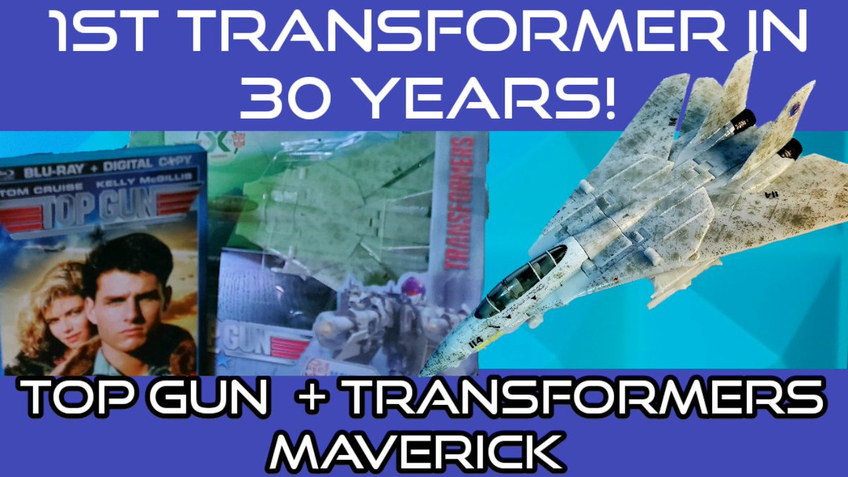 How many Top Gun references can you find? Transformers Top Gun Crossover Maverick is my 1st Transformer in 30 years, would love if you share the joy! 👀   #transformers #topgun #actionfigures #newyoutubevideo @Sean_Solo8 @SalaciousRum @OakhurstStudios