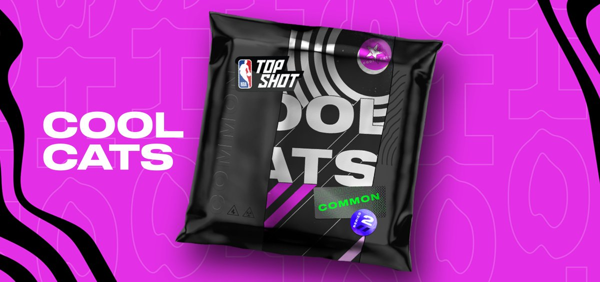 Nba Top Shot On Twitter Pack Drop Alert Set Your Alarms For 9am Pt Come Prepared We Re Dropping Our Cool Cats Common Pack Fur Real This Time Score A Limited