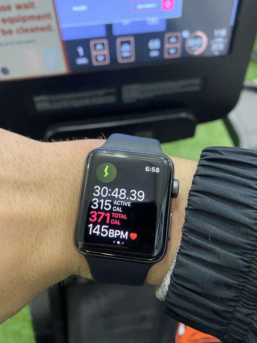 Aftermath. Cardio ✅ make today count. 💯 #tuesdayvibe #running #KeepGoing #tuesdaymotivations #workout #BeKind