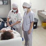 Image for the Tweet beginning: Prop d'un miler de pacients